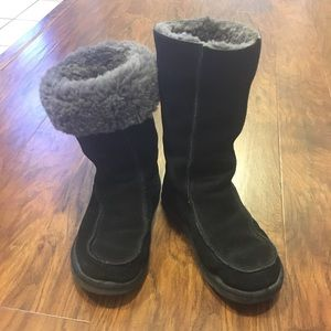 Foldable sheepskin UGGS